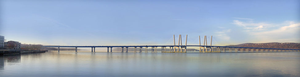 The New Tappan Zee Bridge