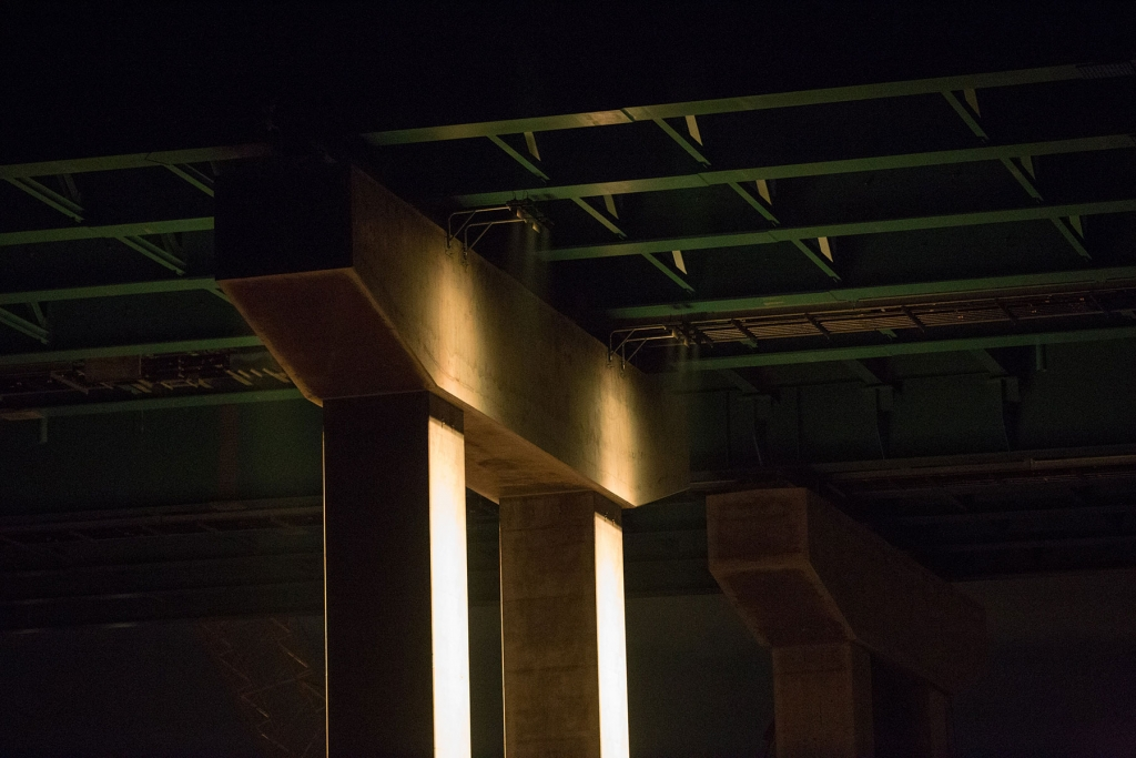 Onlookers were treated to a brief preview of the New NY Bridgeu0027s night-time illuminations last week as the project team held the aesthetic lighting systemu0027s ... & Sight to See Aesthetic Lighting Tests Begin | The New NY Bridge Project