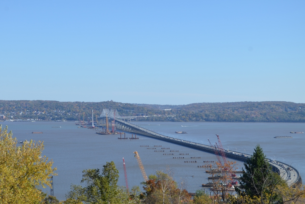 View from Rockland - November 3, 2014