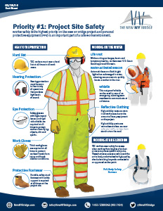 Priority #1: Project Site Safety