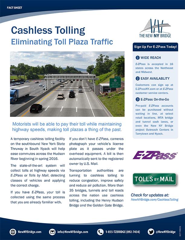 Cashless Tolling